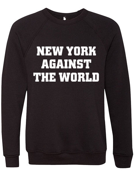 NEW YORK AGAINST THE WORLD Danny Sweatshirt