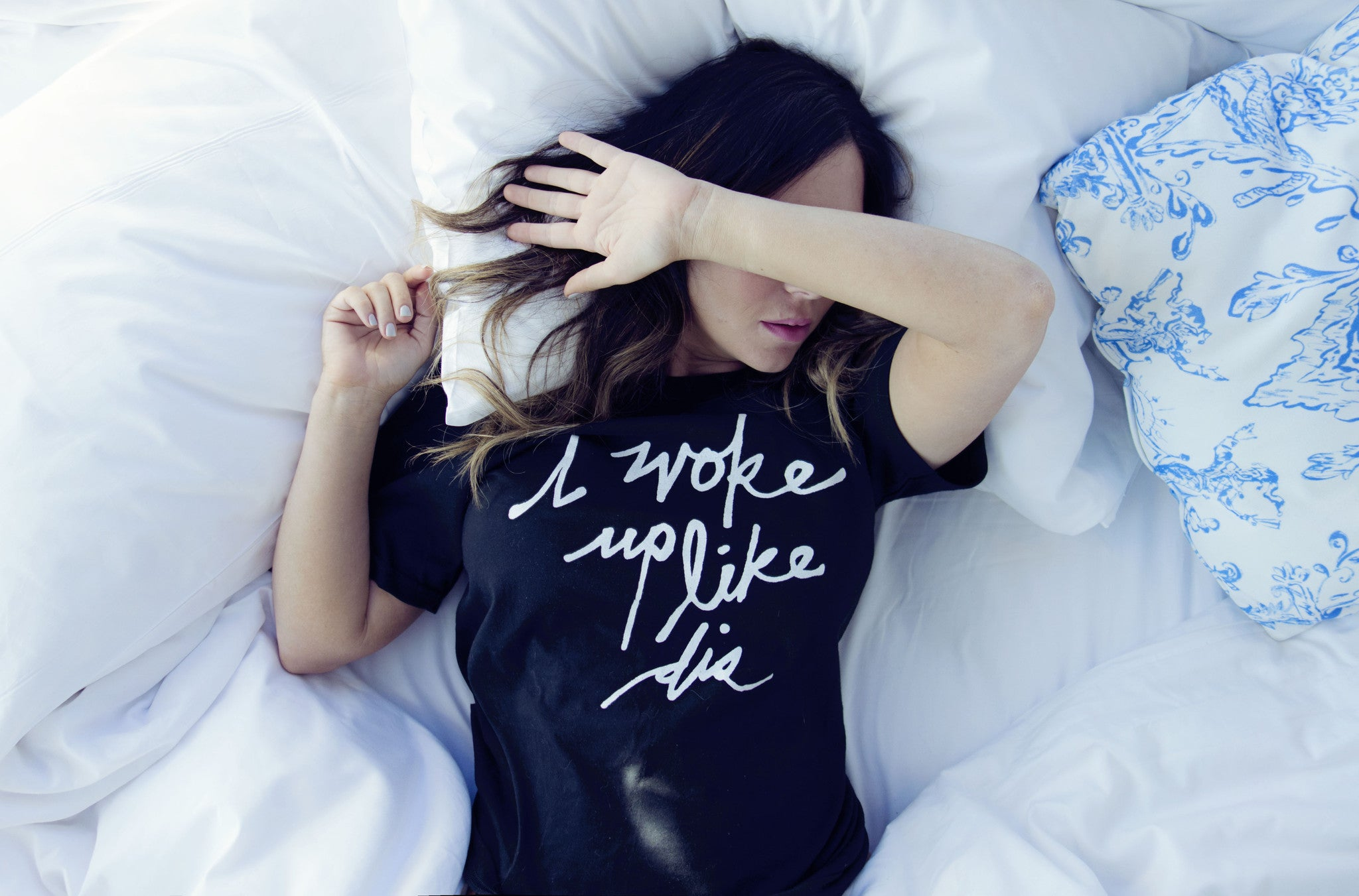 I WOKE UP LIKE DIS Rocker Tee