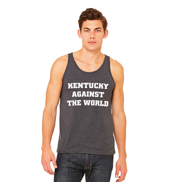 KENTUCKY AGAINST THE WORLD Brad Tank