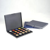Pro F/X Rubber Mask Grease F/X Shades Palette Case.