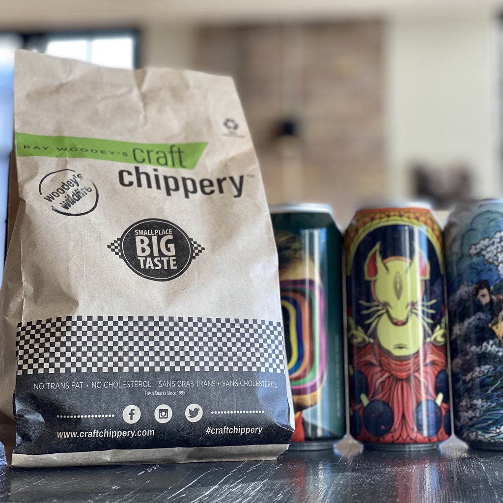 Craft Chippery Chips - Smile Tiger Coffee Roasters