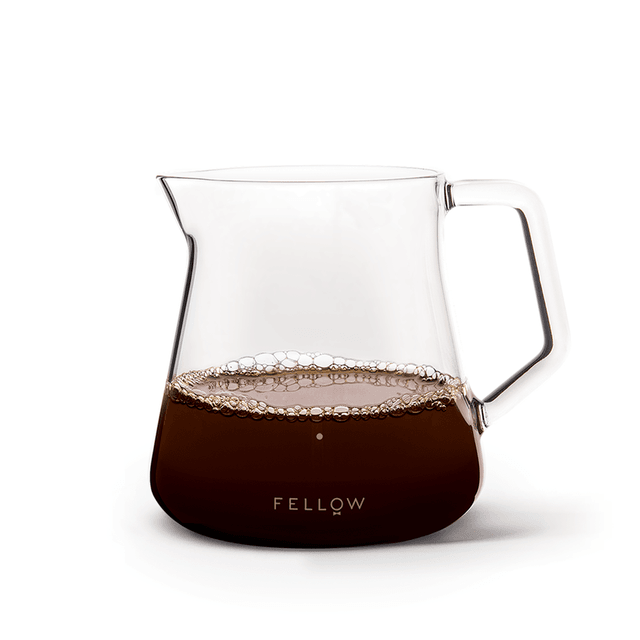 Fellow Mighty Mug Small - Clear - Smile Tiger Coffee Roasters