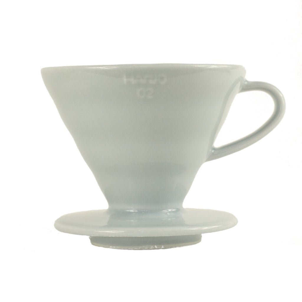 Hario V60 Ceramic Blue Grey - Smile Tiger Coffee Roasters