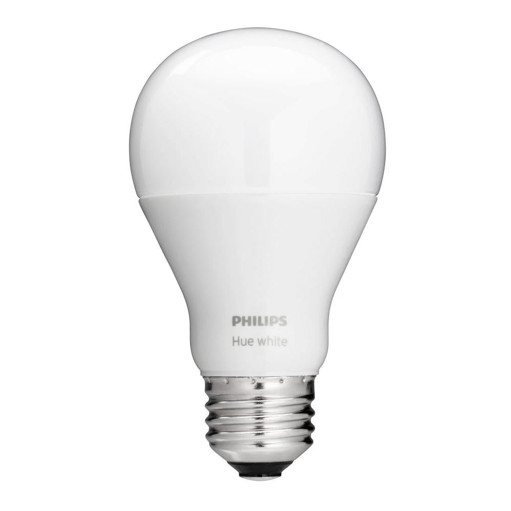 Philips, Lux 60W Equivalent Soft White A19 Dimmable Wireless LED Light Bulb , WI-FI BULB - Philips, A19LED.COM