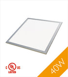 LED Panel Light, 2'x2', 40W, UL&DLC, NonDimmable, 4000K , LED PANEL - LED Lighthouse, A19LED.COM  - 1