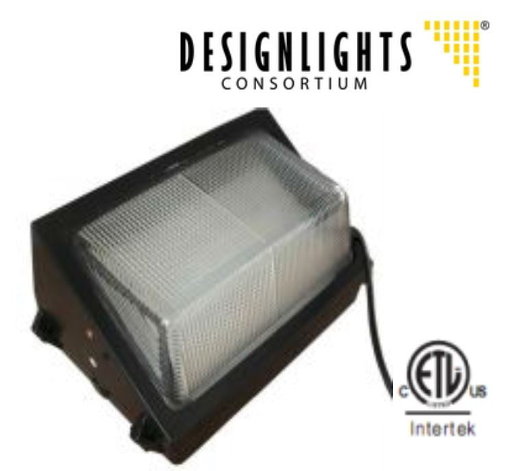 LED Wall Pack, 60W, Replaces 250W MH, Outdoor, 5000 Lumen, 5700K , FLOOD LIGHTS - LED Lighthouse, A19LED.COM  - 1