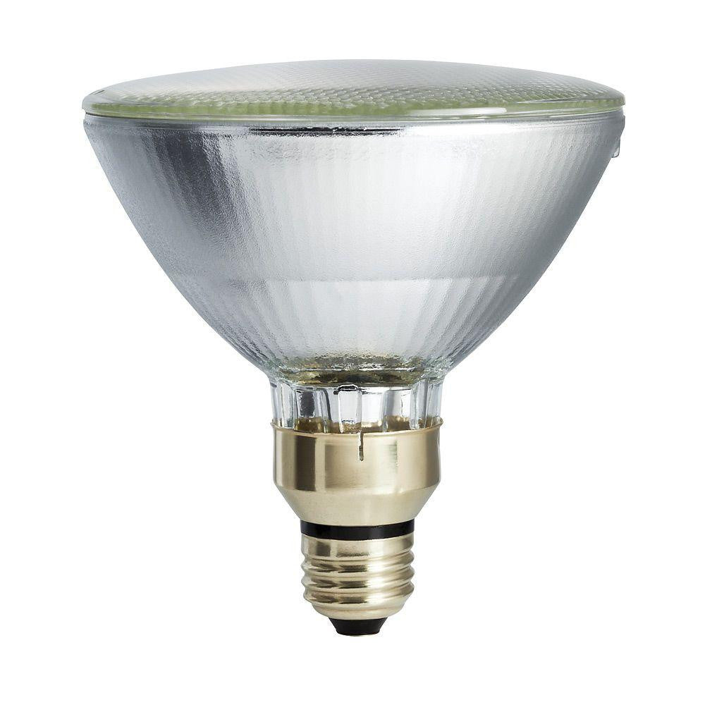 Philips EcoVantage 60W Halogen PAR38 DimmableFlood Light Bulb , BULB-INCANDESCENT - Philips, A19LED.COM