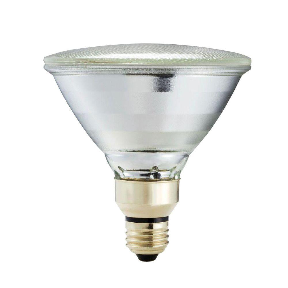 Philips EcoVantage 90W Halogen PAR38 Indoor/Outdoor Dimmable Flood Light Bulb , BULB-INCANDESCENT - Philips, A19LED.COM