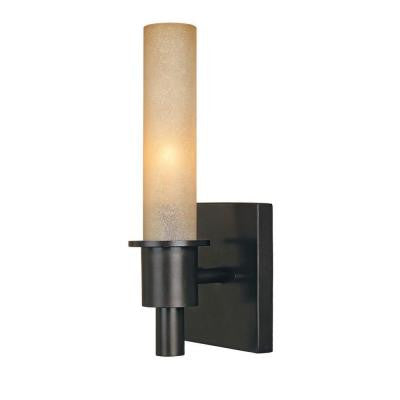 Dunwoody 1-Light Oil Rubbed Bronze Wall Sconce - LED Lighthouse Inc Webstores, ALLBulb & A19LED