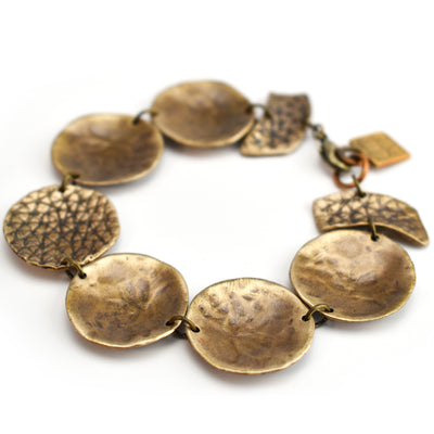 Naomi Link Bracelet, Bracelet, Unmarked Industries - unX Industries - artisan jewelry made in U.S.A