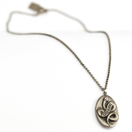 Serpent Necklace, Necklace, Unmarked Industries - unX Industries - artisan jewelry made in U.S.A