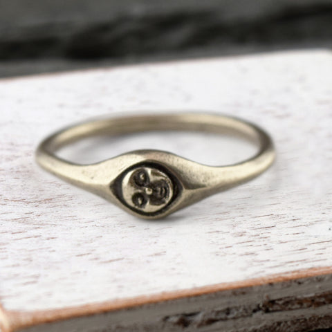 Muse Ring, Ring, Unmarked Industries - unX Industries - artisan jewelry made in U.S.A