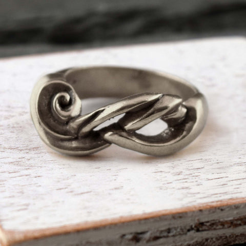 Daydream Ring in Silver, Ring, Unmarked Industries - unX Industries - artisan jewelry made in U.S.A