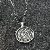 Sagittarius Zodiac Necklace, Necklace, Unmarked Industries - unX Industries - artisan jewelry made in U.S.A