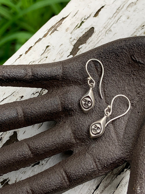 Muse Earrings, Earrings, Unmarked Industries - unX Industries - artisan jewelry made in U.S.A