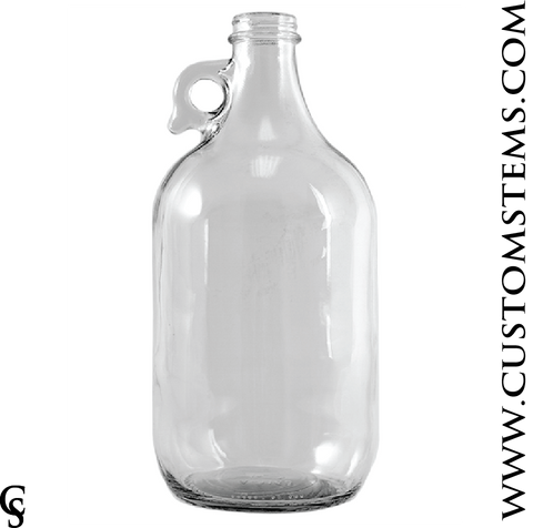 Clear Growler, 64oz