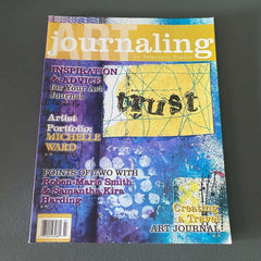 Art Journaling magazine Summer 2011 Somerset Studio Artist Michelle Ward
