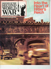 History of the Second World War magazine #85 Into the Heart of Hitler's Reich 1974