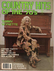 Country Hits of the Seventies '70's Fall 1977 music magazine Tammy Wynette