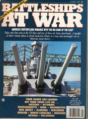 Battleships at War Sea Classics Special #1 1991 military naval history magazine