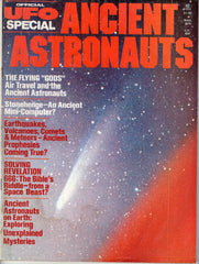 Ancient Astronauts Official UFO Special March 1976 magazine