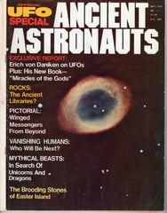 Ancient Astronauts Official UFO Special May 1976 magazine