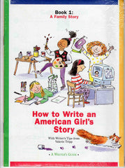 How to Write an American Girl's Story Valerie Tripp Writer's Guide 1995