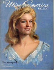 Miss America 1985 Pageant Program book