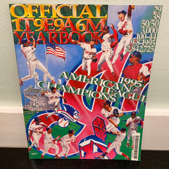 Cleveland Indians 1996 Official Team Yearbook