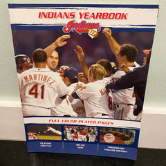 Cleveland Indians 2007 Official Team Yearbook