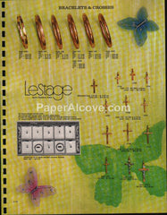 LeStage Elco vintage 1973 jewelry catalog store displays