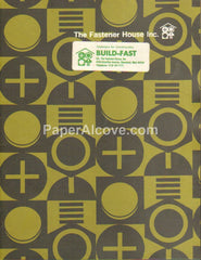 Build-Fast Fastener House 1970s brochure catalog