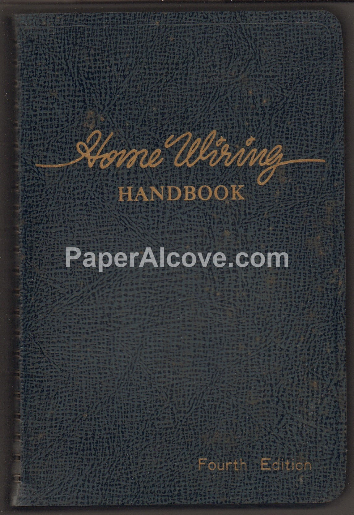 Pleasant Westinghouse Home Wiring Handbook 1955 Vintage Old Book 4Th Edition Pittsburgh Wiring Cloud Hisonuggs Outletorg
