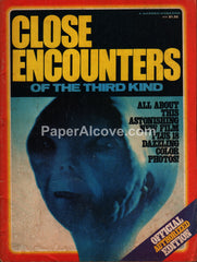 Close Encounters of the Third Kind 1978 Warren SF science fiction vintage magazine