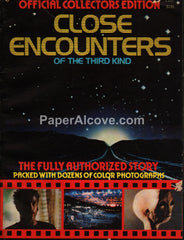 Close Encounters of the Third Kind 1978 Official Collectors Edition SF science fiction vintage magazine