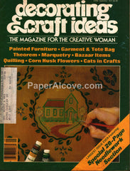 Decorating & Craft Ideas September 1977 magazine needlework