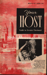 Your Host Guide to Greater Cincinnati June 30 1956
