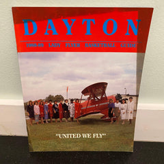 University of Dayton womens basketball media guide 1988 1989 lady flyers Ohio
