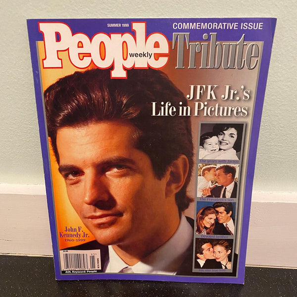 People JFK Jr Tribute Summer 1999 magazine Commemorative Issue