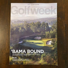 Golfweek January 2021 Gear Guide Alabama Public Golf Courses magazine