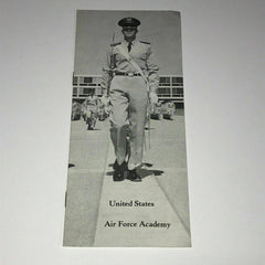 1960s United States Air Force Academy Brochure Vintage USAF Colorado