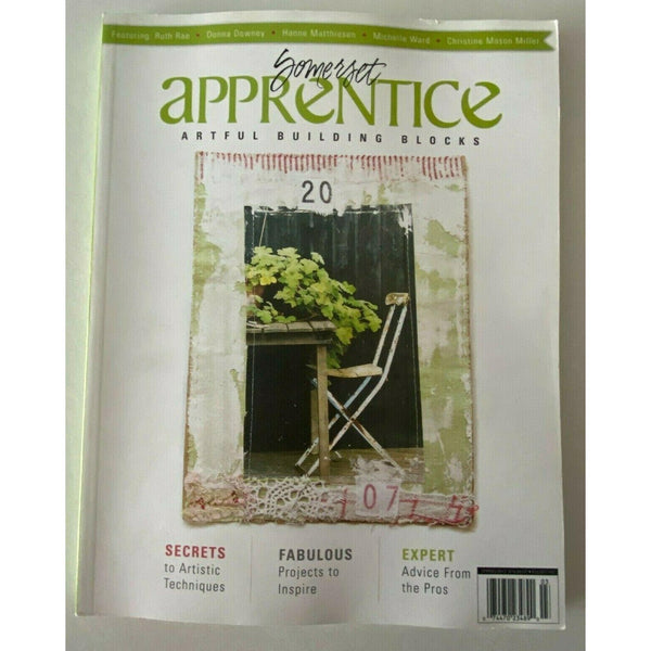 Somerset Apprentice Spring 2011 Art Projects magazine