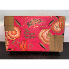 Vassar Chocolates Half Pound Box 1930s vintage Loose Wiles Company Kansas City MO