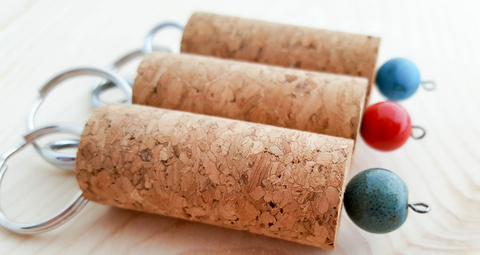 Home Decor Love thy wine corks