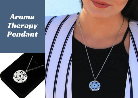Aroma Therapy Pendant