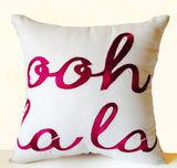 Buy handcrafted throw pillow from Amore Beaute