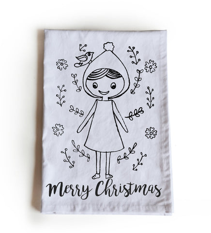 Buy cute kitchen towel at Casa Amore International. Ships free