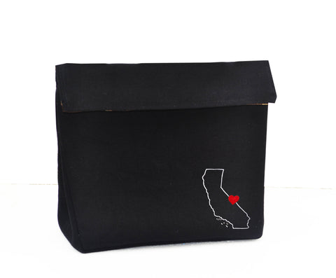 Amore Beaute Handcrafted Custom Dopp Kit, travel toiletry Bag