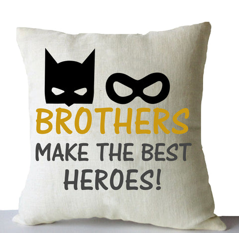 Amore Beaute Superhero Pillow