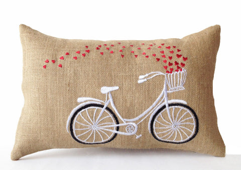 Amore beaute bicycle pillow